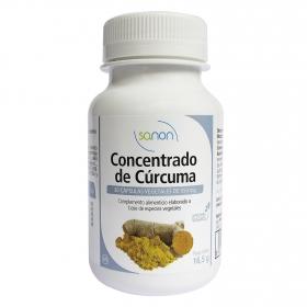 Concentrado de Cúrcuma Sanon 30 ud.