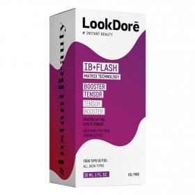 Crema tensor booster IB+Flash para todo tipo de piel