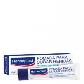 Pomada para curar heridas Hansaplast 20 g.
