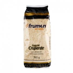 Pan rallado especial crujiente Frumen 380 g.