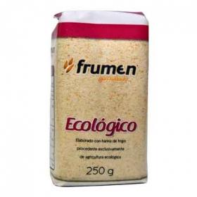 Pan rallado ecológico Frumen 250 g.