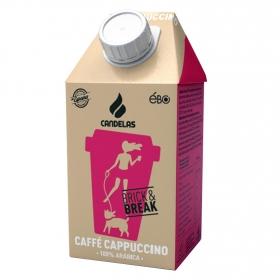 Café cappuccino Candelas 500 ml.