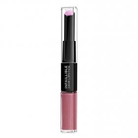 Barra de labios infallible 24h nº 213 Toujours Teaberry L'Oréal 1 ud.