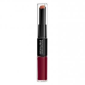 Barra de labios infallible 24h nº 507 Relentless Rouge L'Oréal 1 ud.