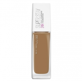 Maquillaje Super stay 24h nº 46 Warm honey Maybelline 30 ml.