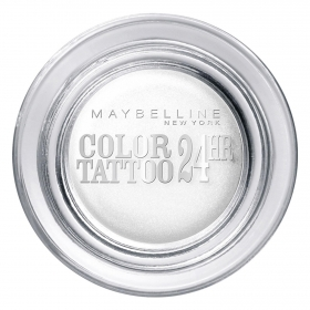 Sombra de ojos color tatto nº 45 Infinite white Maybelline 1 ud.