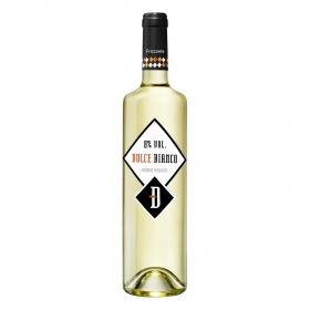 Vino blanco verdejo Frizzante Dolce Bianco 75 cl.