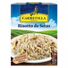 Risotto de Setas Sin Conservantes Carretilla 250 g.