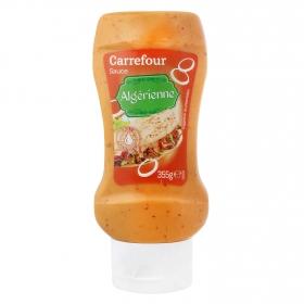 Salsa argelina Carrefour envase 355 g.