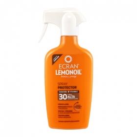 Protector Solar Familiar Spray de Zanahoria FP 30 Lemonoil
