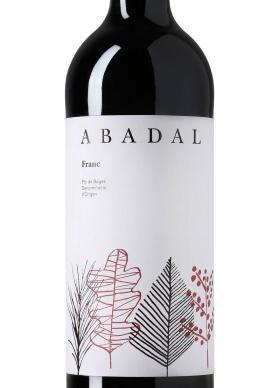 Abadal Franc Tinto 2016