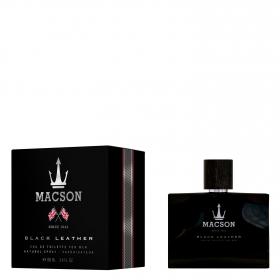 Agua de colonia Black Leather
