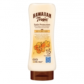Loción solar FP 15 Hawaiian Tropic 200 ml.