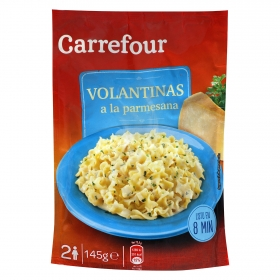 Volantinas a la Parmesana Carrefour 145 g.
