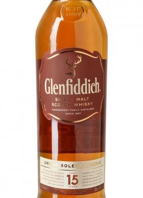 Glenfiddich Whisky 15 años