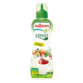 Endulcorante Stevia liquido Natreen 125 ml.