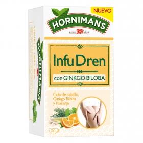 Infusión en bolsitas InfuDren Hornimans 20 ud.
