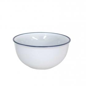 Bol Porcelana HOME STYLE Nautic 420 cc - Blanco