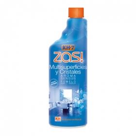 Limpiador multisuperficies y cristales ZAS! recambio
