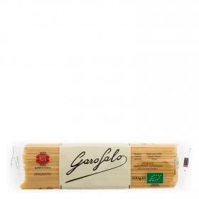 Spaghetti ecológico Garofalo 500 g.