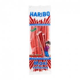 Regaliz de goma sabor fresa Haribo 200 g.