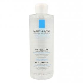 Solución micelar para piel sensible La Roche-Posay 400 ml.