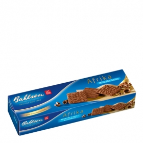 Galleta cubierta de chocolate con leche 'Afrika'