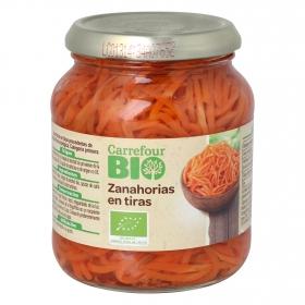 Zanahoria Rallada Bio ecológica Carrefour Bio 190 g.