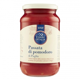 Salsa de tomate Terre d'Italia tarro 500 g.