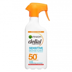 Spray solar FP 50+ Sensitive Advanced Delial 300 ml.