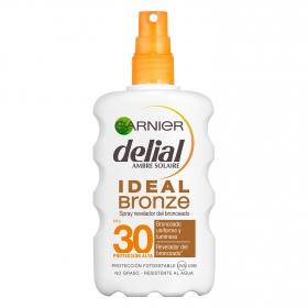 Spray solar FP 30 Ideal Bronze Delial 200 ml.
