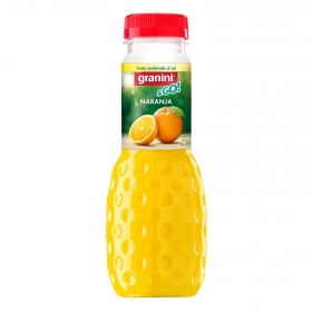 Zumo de naranja Granini botella 33 cl.
