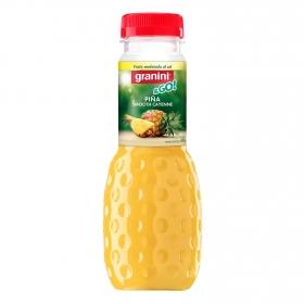 Néctar de piña Granini botella 33 cl.
