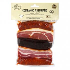 Compango asturiano De Nuetra Tierra 400 g.