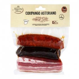 Compango Asturiano De Nuestra Tierra sin gluten 400 g.