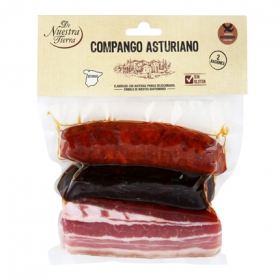 Compango Asturiano - Sin Gluten