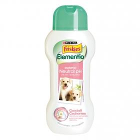 Champú para Cachorro Purina Friskies Elementia Neutral PH 250 ml