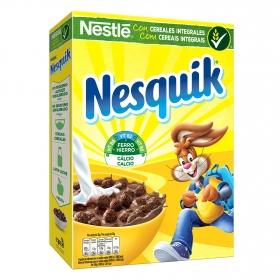 Cereales integrales Nesquik Nestlé 625 g.