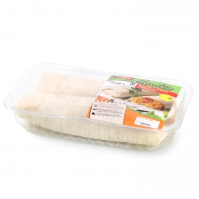 Flautas de bacon y Queso Carrefour 280 g