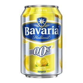 Cerveza holandesa sin alcohol 0,0% con limón