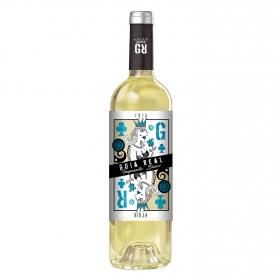 Vino Guia Real D.O. Rioja blanco Tempranillo 75cl.