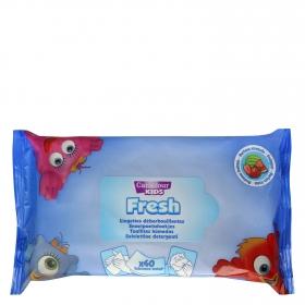 Toallitas húmedas Carrefour Kids 40 ud.