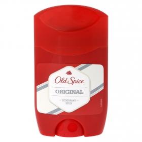 Desodoranten en stick