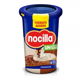 Crema de cacao con avellana chocoleche