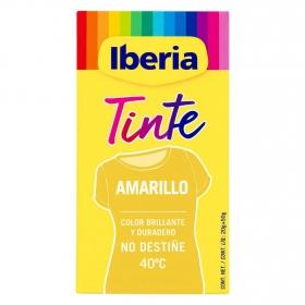 Tinte para la ropa amarillo 40ºC