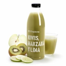 Zumo Kiwi, Manzana y Lima