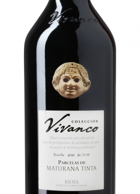 Colección Vivanco Parcelas de Maturana Tinto con crianza 2014