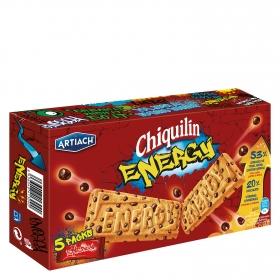 Galletas de cereales y chocolate Chiquilín 250 g.