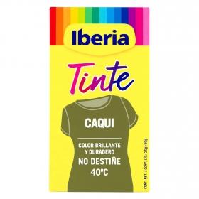 Tinte para la ropa caqui 40ºC 2 sobres + fijador