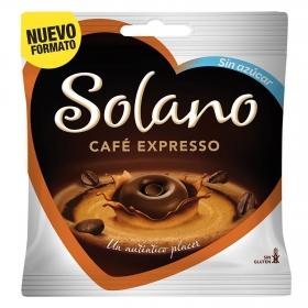 Caramelos sabor café expresso Solano sin gluten 99 g.